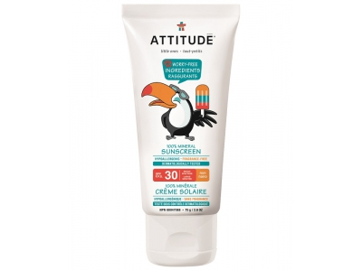 Attitude Dětský opalovací krém SPF 30 - 75 g