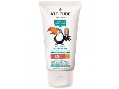 Attitude Dětský opalovací krém SPF 30 - 150 g