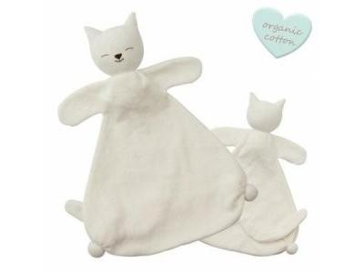 Babylonia Mazlíček kočička 33cm - smetanová