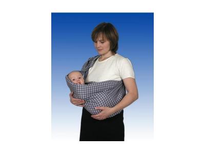 Babyvak - látkové nosítko pro kojence a batolata.