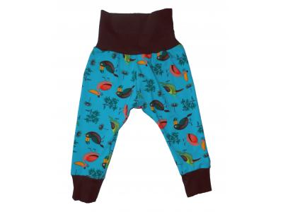 Mama Rosa Dětské kalhoty - tukani