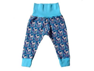 Mama Rosa Dětské kalhoty - Srnečky