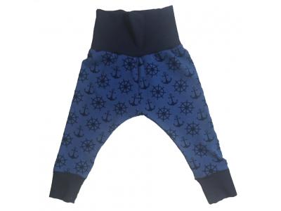 Mama Rosa Dětské kalhoty - Deep Sea