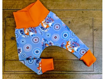 Mama Rosa Dětské kalhoty - Máma liška