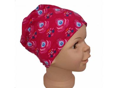 Mama Rosa Dětská čepice MERINO - Lizi
