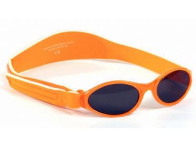 Baby Banz sluneční brýle 0-2 roky - oranžové