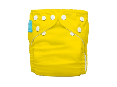 Charlie Banana Kalhotková plena AIO - Yellow