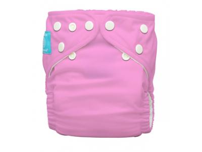 Charlie Banana Rostoucí kapsová plena AIO - Baby Pink