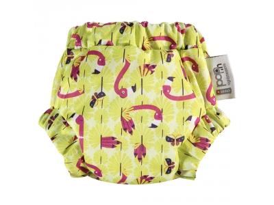 Pop In Tréninkové kalhotky noční Flamingo
