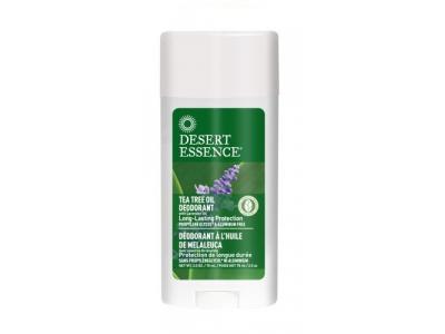 Desert Essence Deodorant  Tea Tree a levandule 70 ml