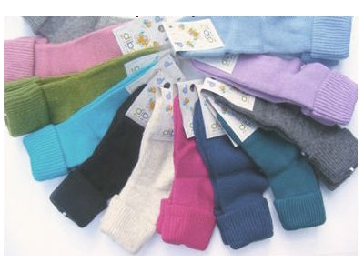 Diba Vlněné dětské ponožky - vel. 3 (12-18m)