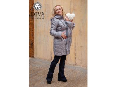 Diva Milano zimní nosící kabát 4v1 - Pietra