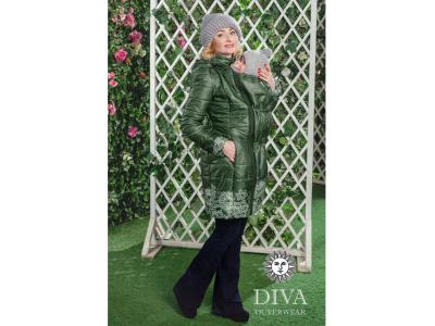Diva Milano zimní nosící kabát 4v1 - Pino