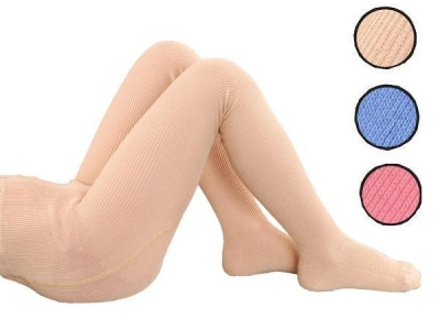 Dětské punčocháče Lachtan 100% bavlna - modré