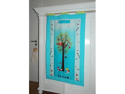 Dětský textilní metr - Strom