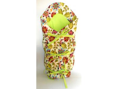 Eco Capart Zavinovačka s křidélky - Květinky