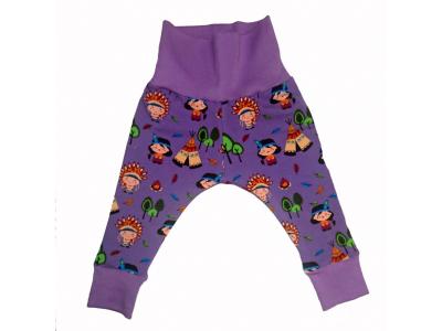 Eco Cpart Dětské kalhoty - Indian Village