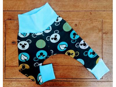 Eco Capart Dětské kalhoty - Koaly