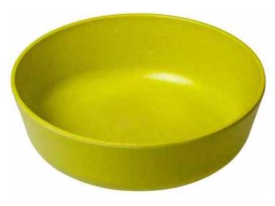 Eco Dining Miska mělká - green