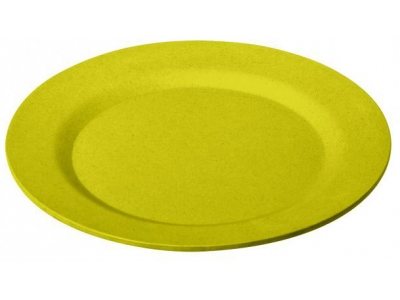 Eco Dining Talíř 25 cm - green