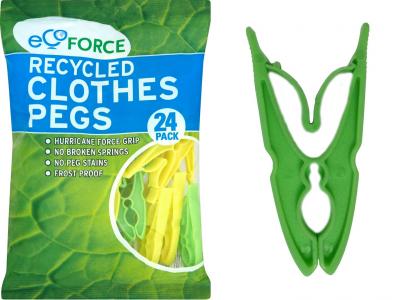 EcoForce Kolíčky na prádlo 24 ks