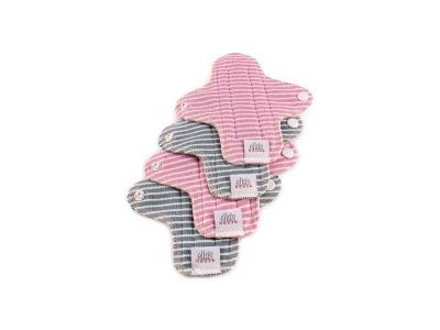 Ella´s House Hygienické dámské vložky (4ks) MINI - Stripes