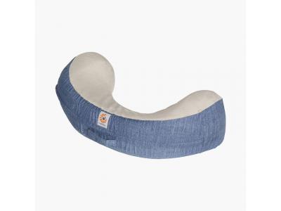 Ergobaby Ergonomický kojící polštář - Vintage Blue