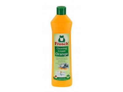 Frosch Tekutý písek pomeranč 0,5 l