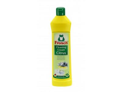 Frosch Tekutý písek citrón 0,5 l