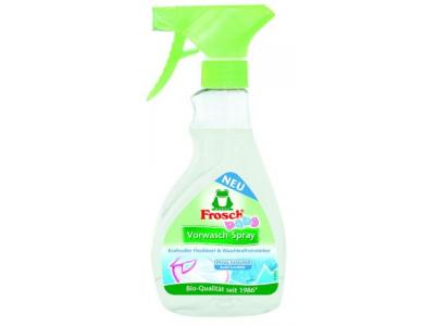 Frosch Sprej na skvrny na kojeneckém prádle 300 ml