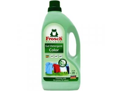 Frosch Na praní barevného prádla 1,5L