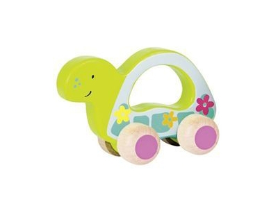 Goki Zvířátko s kolečky – želva