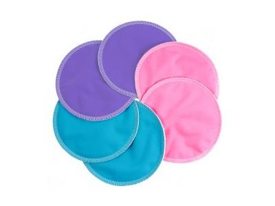 Imse Vimse Vložky do podprsenky Stay Dry 3 páry - konfety