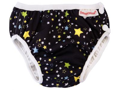 Imse Vimse Kojenecké plavky - Hvězdy černé