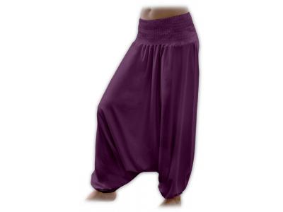 Jožánek Turecké kalhoty najen pro těhotné - švestkové