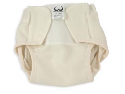 Lenya Wolwikkel - vlněné svrchní kalhotky,  S (6,5-8kg)
