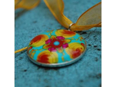Mandala na krk - Hojnost