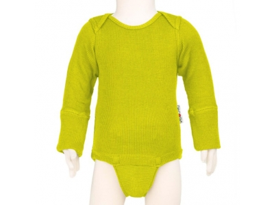 ManyMonths body/tričko merino - Sweet Apple