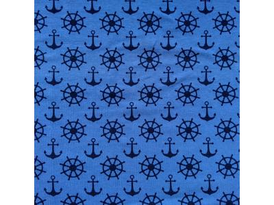Úplet námořnický modrý