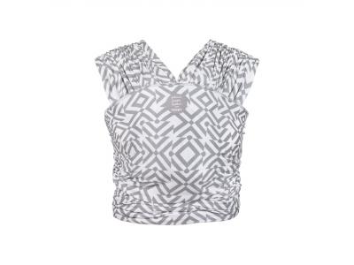 Moby Wrap Design Stone - elastický šátek