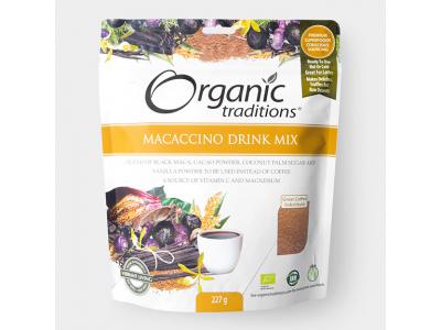 Macaccino bylinná káva ze superpotravin