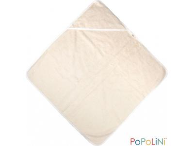 Popolini Dětská froté osuška s kapucí - 80x80 cm