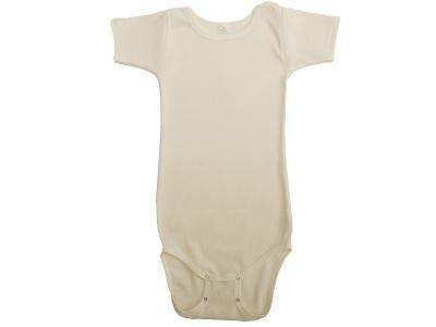Iobio kojenecké body vlna / hedvábí - krátký rukáv