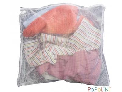 Popolini Síťka na praní jemného prádla, 42 x 45 cm