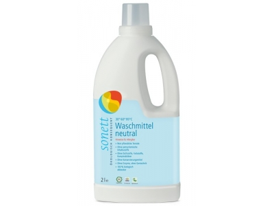 Sonett Prací gel Neutral 2l