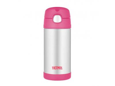 Thermos FUNtainer dětská termoska 355 ml - růžová