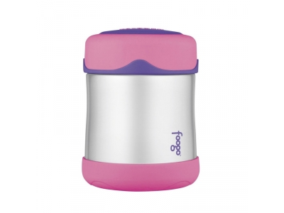 Thermos Foogo - termoska na jídlo 290 ml - růžová