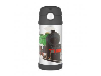 Thermos FUNtainer dětská termoska 355 ml - Vlak