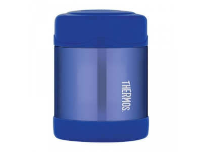 Thermos dětská termoska na jídlo 290 ml - modrá